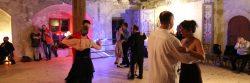 Tanzende im Rittersaal Batzdorf