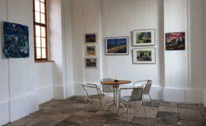 Ausstellung in der Schlosskapelle