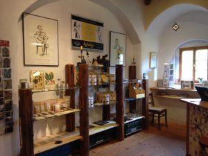 Ladencafe in ehemaliger Gerichtsstube